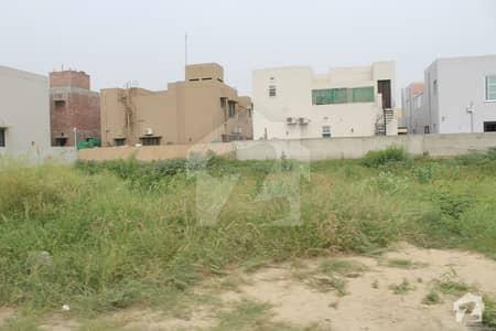 ڈی ایچ اے فیز 7 ڈیفنس (ڈی ایچ اے) لاہور میں 10 مرلہ رہائشی پلاٹ 64 لاکھ میں برائے فروخت۔