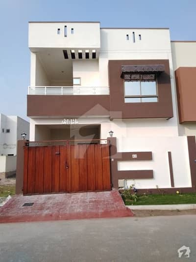 5 Marla Double Storey Well Furnished House For Sale In Dream Gardens Multan