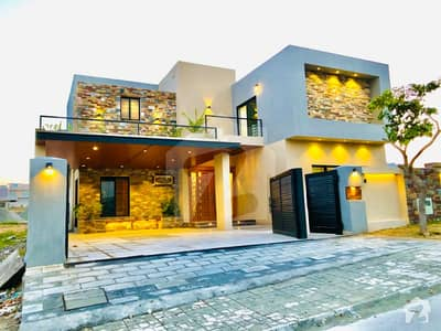 Modern Designed And Practically Bungalow Is Available For Sale In Defence Islamabad