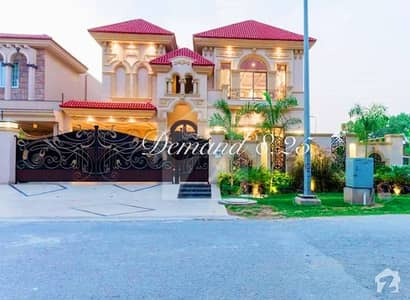 Syed Brothers 22 Marla Semi Furnished Spanish Design Bungalow For Sale