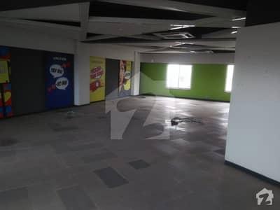 Main Khy Ittehad Near Ayesha Masjid 2100 Sqfeet Office Floors 1st 2nd  3rd Wlift For Rent