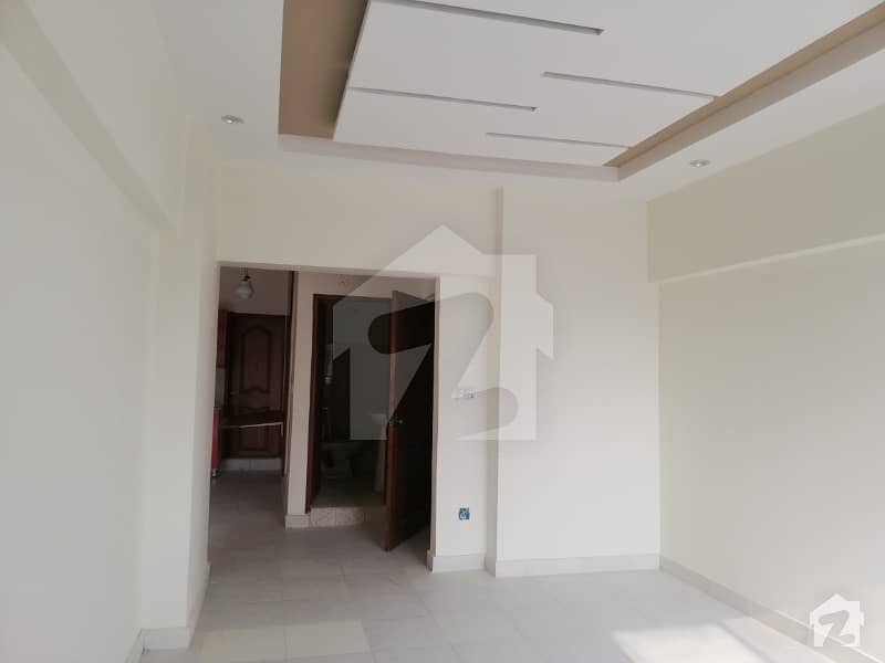 Fully Furnished 3 Bed Flat For Sale In Noman Residencia