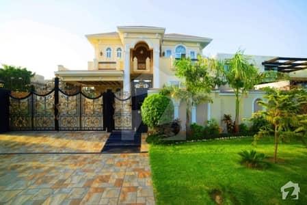 Fully Basement 1 Kanal Brand New Faisal Rasul Design Fully Furnished Palace For Sale