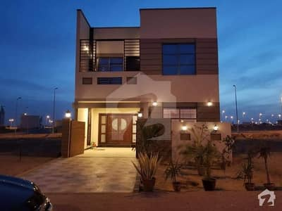 125 Square Yard Ali Block Villa For Sale Precinct 12 Bahria Town Karachi