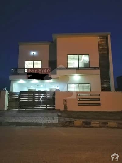 9 Marla Brand New Double Unit House For Sale 5 Bedroom Near ROOTS School