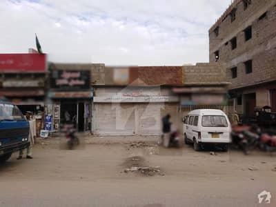 Commercial Plot Demolish Condition For Sale In North Karachi
