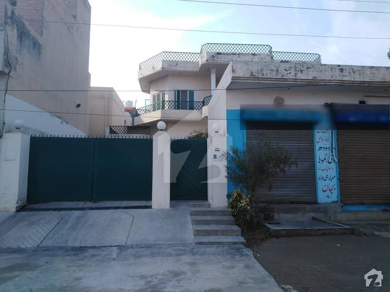 خیبر کالونی ہربنس پورہ ہربنس پورہ لاہور میں 5 کمروں کا 1 کنال مکان 3.25 کروڑ میں برائے فروخت۔