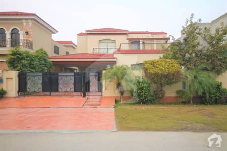 20 Marla New House Located At Most Prime Location DHA Phase 5 Block B