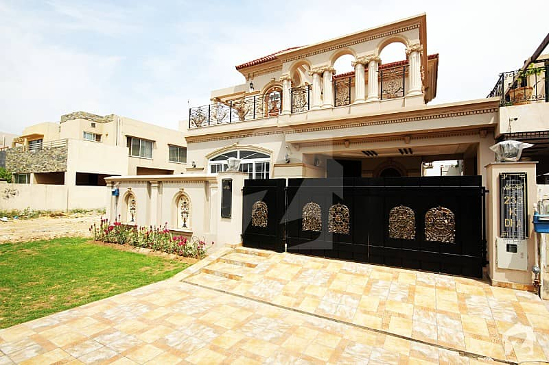 10 Marla With Basement Designer House Near Dha Office