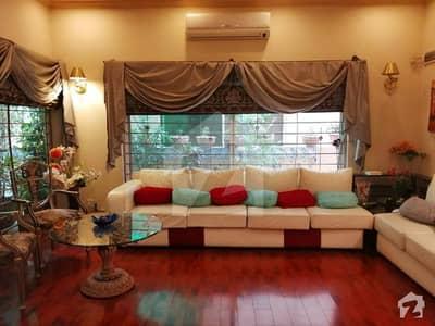 ڈی ایچ اے فیز 6 - بلاک کے فیز 6 ڈیفنس (ڈی ایچ اے) لاہور میں 5 کمروں کا 1 کنال مکان 4.15 کروڑ میں برائے فروخت۔
