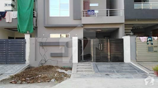 5 Marla Brand New House For Sale In N2 Block Of Izmir Town Extension Lahore