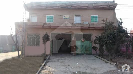 6 Marla Commercial Corner House For Sale In Rachna Town Lahore