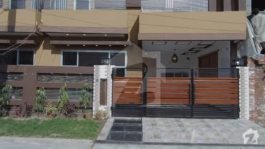 5 Marla Brand New House For Sale In Ibraheem Block Of Al Hafeez Garden Phase 1 Lahore