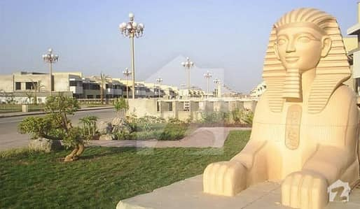 Good Location 5 Marla Commercial Plot For Sale In Bahria Town Block Aa