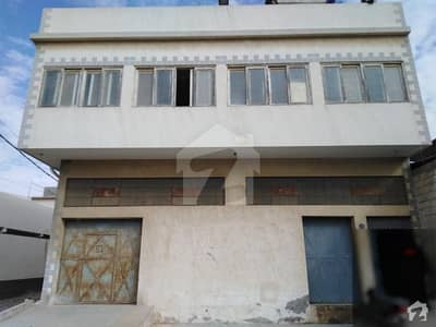 Commercial Factory Is Available For Sale