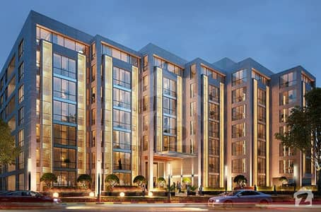 5 Marla Luxury Brand New Apartment Is Available For Sale In Mm Alam Road Gulberg Lahore