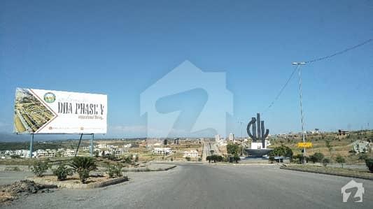 Al Wahab estate offers 1 Kanal Residential plot Park Face Reasonable Price