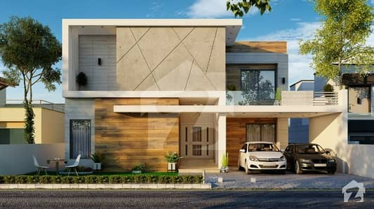 5 Marla Villa For On 3 Year Installment Plan Capital Smart City At The Hottest Location