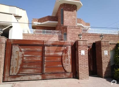 21 Marla Corner Double Storey House For Sale