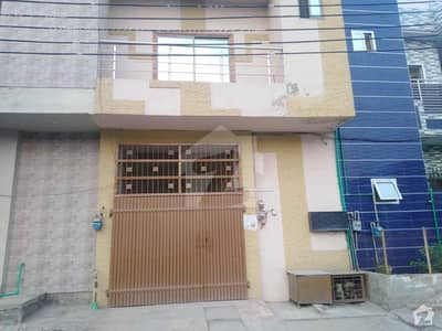 خیابان صادق سرگودھا میں 4 مرلہ مکان 70 لاکھ میں برائے فروخت۔