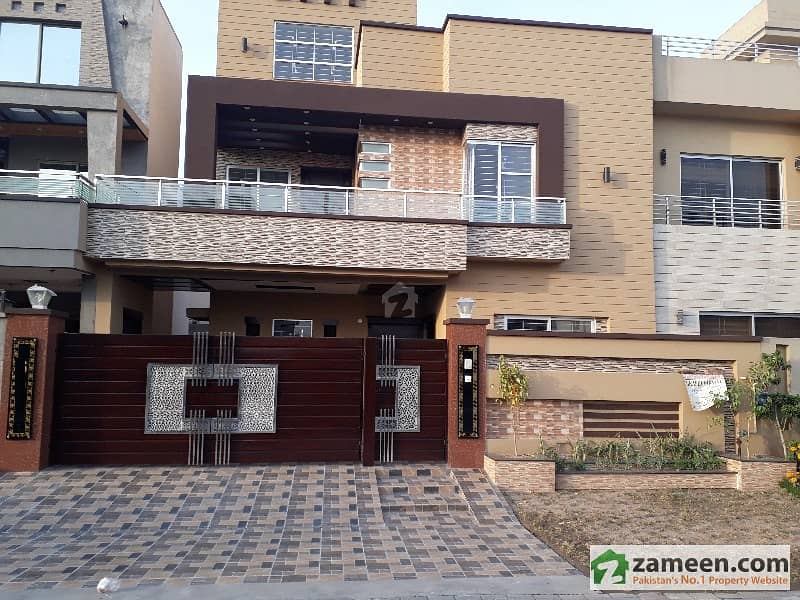 10 Marla House Is Available For Sale In Triq Garden