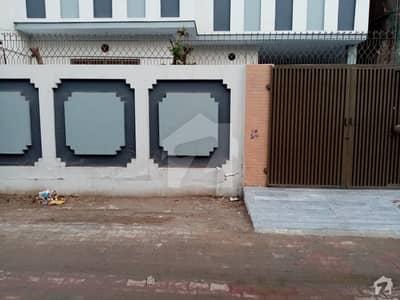 Double Story Beautiful House For Sale At Zafar Colony Okara