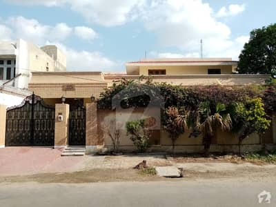 Here Is A Good Opportunity To Live In A Well-Built House In People Colony A Block