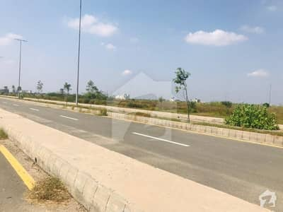 10 Marla Low Budget Ideal Located Possession Plot At Block Y Dha 7 Lahore