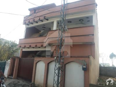 6 Marla house for sale near Eden life society lehtrar road Islamabad