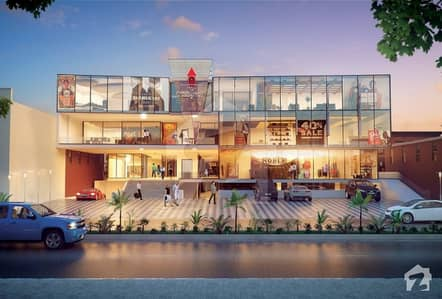 Apartment For Sale In Mall Of Faisalabad
