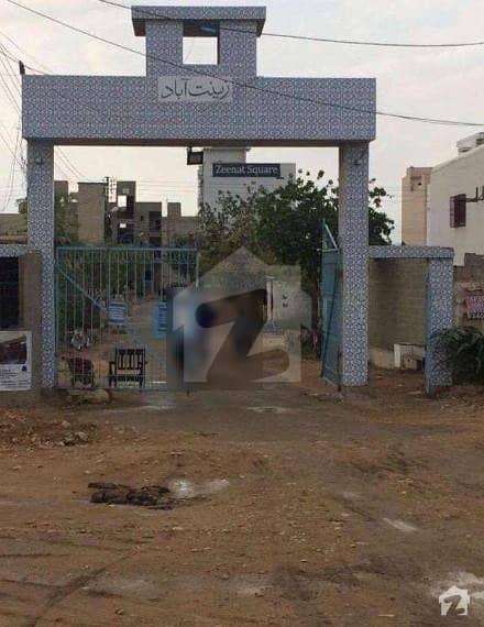 120 Sq Yard Plot For Sale In Zeenatabad Chs Scheme 33