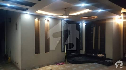 10 Marla Luxury House Upper lower Portion Fully Furnished For Rent in Bahria Town Lahore