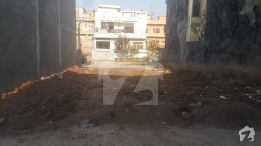 10 Marla Level Plot Available For Sale In Pwd Near Bahia Media Town