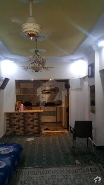 محمود آباد کراچی میں 3 کمروں کا 4 مرلہ فلیٹ 20 ہزار میں کرایہ پر دستیاب ہے۔