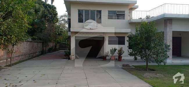 ماڈل ٹاؤن ۔ بلاک جے ماڈل ٹاؤن لاہور میں 6 کمروں کا 4 کنال مکان 23 کروڑ میں برائے فروخت۔
