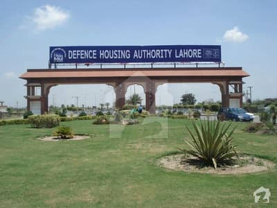 4 Marla Commercial Plot CCA5 171 for Sale in DHA Phase 7 Lahore