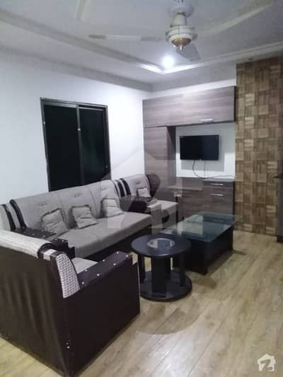 Property Connect Offering 2 Bed Fully Furniture Apartment In E-11 With All Facilities