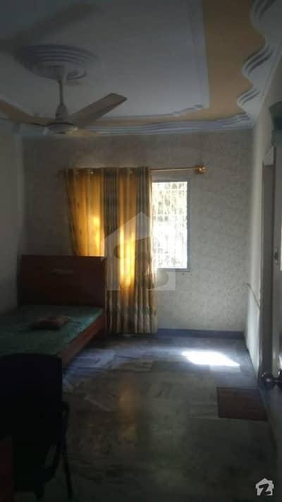 منظور کالونی کراچی میں 3 کمروں کا 4 مرلہ فلیٹ 16 ہزار میں کرایہ پر دستیاب ہے۔