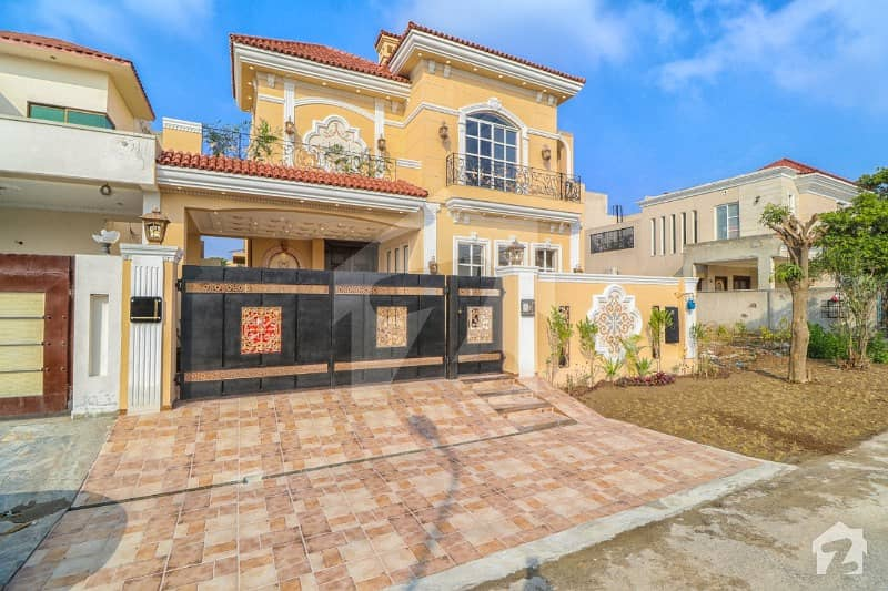 10 Marla Spanish House Is Available For Sale In Dha Phase 8