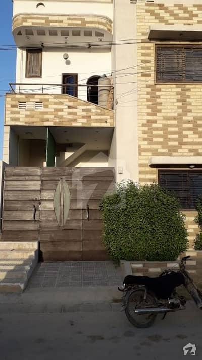 ڈی ایچ اے فیز 7 ڈی ایچ اے کراچی میں 4 کمروں کا 4 مرلہ مکان 90 ہزار میں کرایہ پر دستیاب ہے۔
