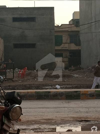6 Marla Commercial Plot For Sale Ghauri Town Phase 5