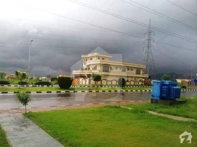 1 Kanal Corner Jinnah Blvrd Level Solid Land Best Plot For Dream House For Sale In DHA Phase 2 Sector B