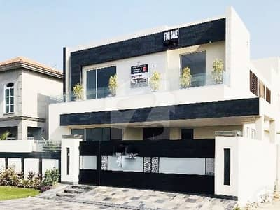 Marvelous 13 Marla 5 Beds Cottage Available For Sale In Bahria Town