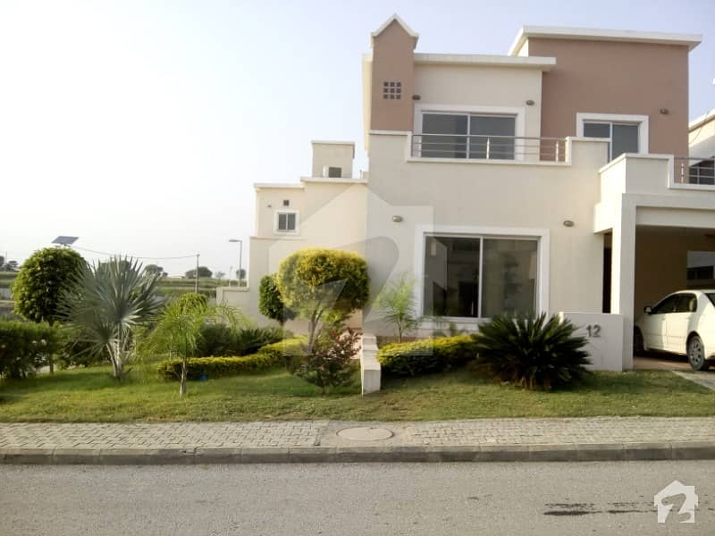 8 Marla Corner House Dha Home In Dha Valley For Rent