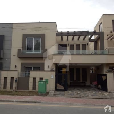 10 Marla Facing Park House For Sale In Sector C Bahria Town Lahore