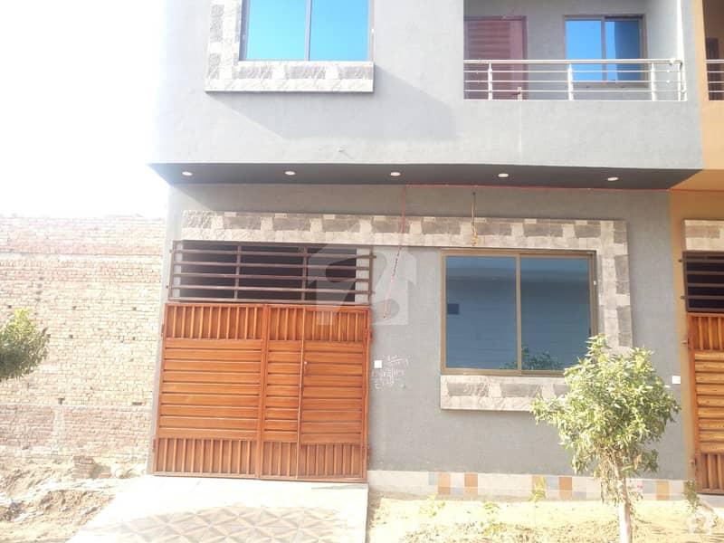الحفیظ گارڈن لاہور میں 2 کمروں کا 2 مرلہ مکان 55 لاکھ میں برائے فروخت۔