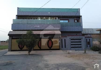 10 Marla Triple Storey House Is Available For Sale