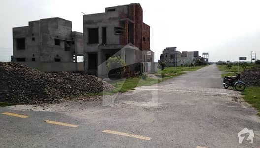 ڈی ایچ اے رہبر فیز 2 ڈی ایچ اے 11 رہبر لاہور میں 5 مرلہ رہائشی پلاٹ 45 لاکھ میں برائے فروخت۔