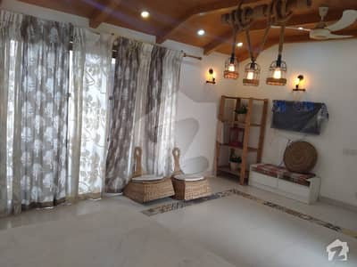 1 KANAL BRAND NEW FURNISHED HOUSE AVAILABLE IN BAHRIA TOWN LAHORE