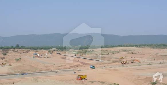 کیپٹل سمارٹ سٹی راولپنڈی میں 5 مرلہ رہائشی پلاٹ 17 لاکھ میں برائے فروخت۔